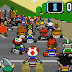 E que tal jogar Super Mario Kart com 101 personagens na mesma corrida? Confira o vídeo