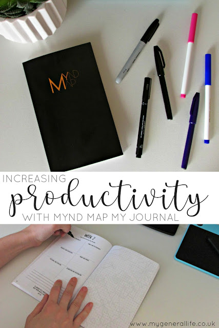 We're talking increasing productivity with the help of the MYnd Map MY Journal. Click to read more!