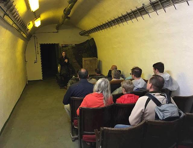 Under Prague: Exploring a Nuclear Bunker / Czech Republic
