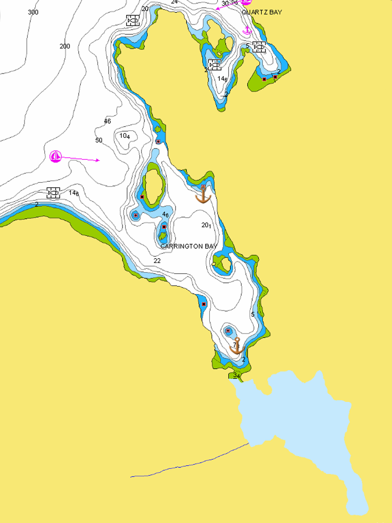 Carrington Bay, Cortes Island