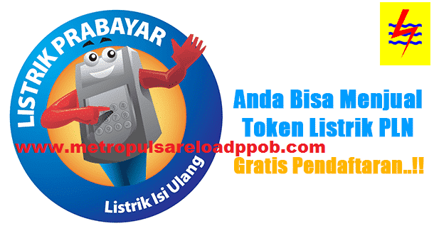 Token Listrik PLN Prabayar Murah Metro Reload