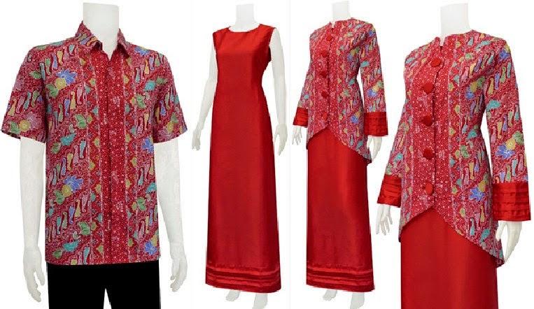 Kumpulan Model Baju Batik Semi Formal