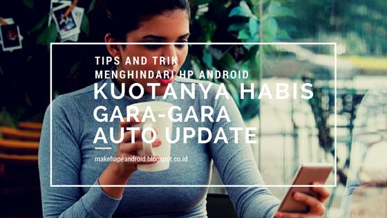 Gambar Cara Mematikan Auto Update Aplikasi di Android