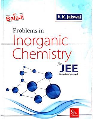 Vk jaiswal inorganic chemistry pdf