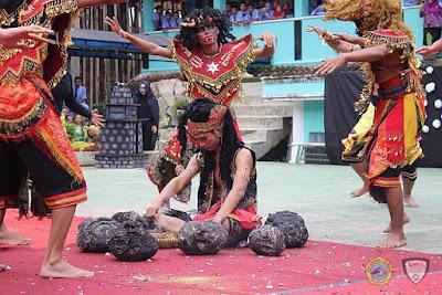 Pesona Cerita Nusantara Dalam Balutan Gerak Tari