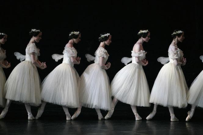 Opera and Ballet, Paris