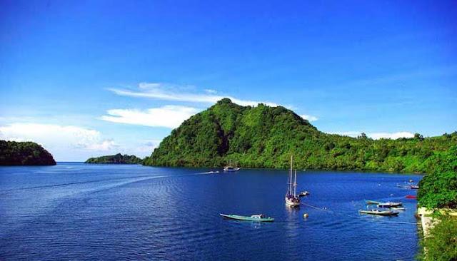 Banda Neira Surga Tersembunyi Dari Maluku