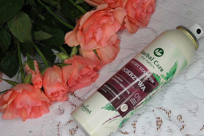 Farmona Herbal Care suchy szampon