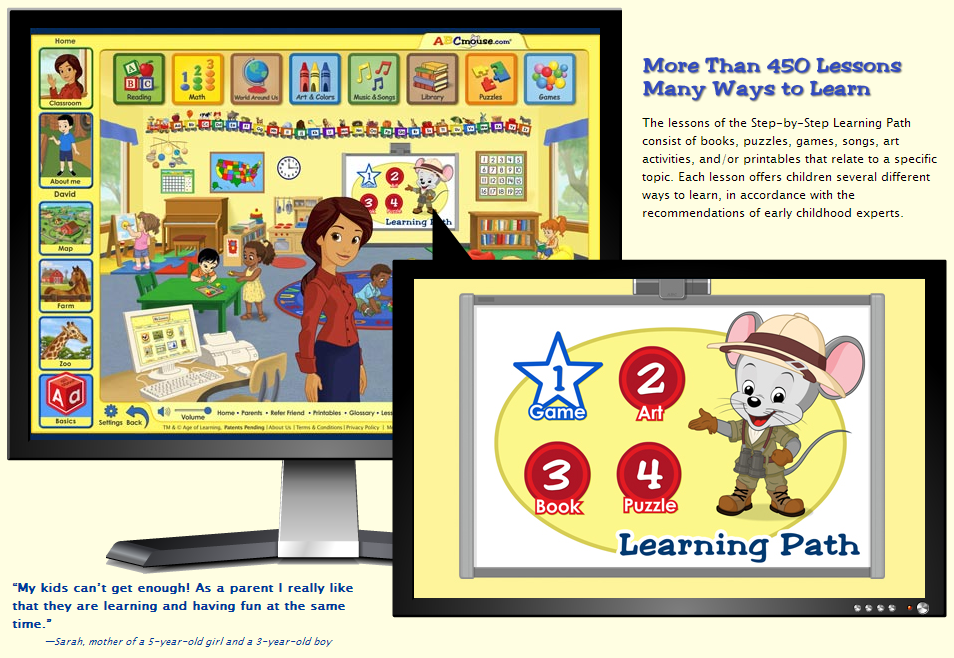Frugal Mom and Wife: ABC Mouse( )com FREE For Teachers! 1