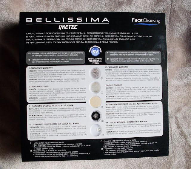 Imetec Bellissima Face Cleansing