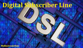 Digital Subscriber Line - DSL