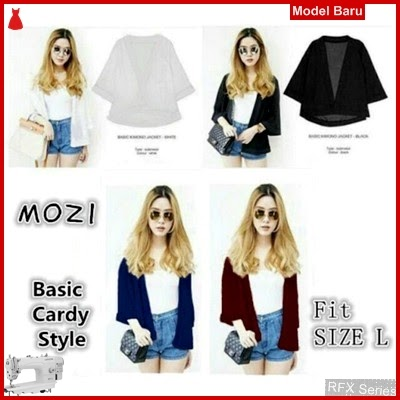 RFX030 MODEL MOZI BASIC HARUKA BAHAN TWISCON HALUS FIT MURAH ONLINE