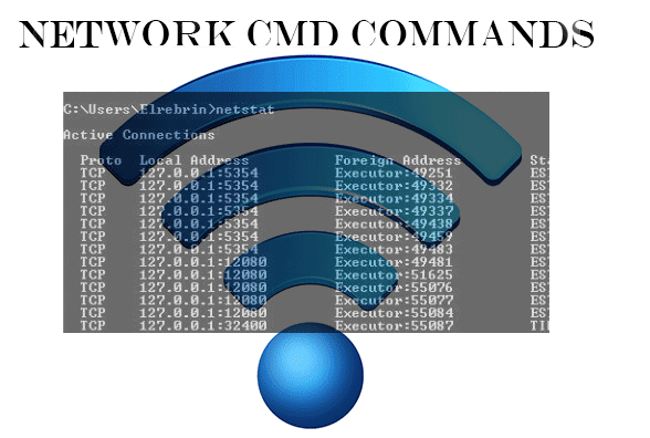 Network-cmd-commands