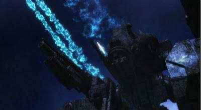 Volge firefight robots aliens Defiance pictures war battle