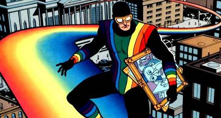rainbow raider Villain The Flash terbaik