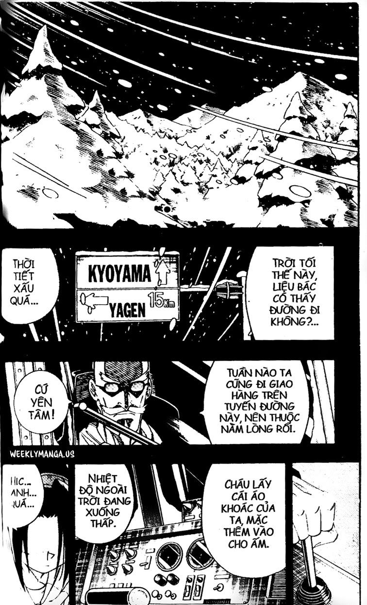 Shaman King [Vua pháp thuật] chap 174 trang 2