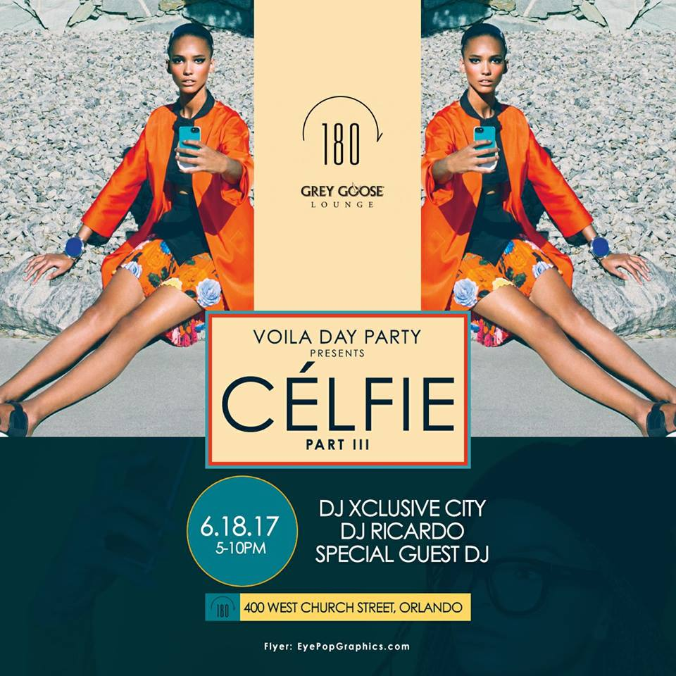 DJ Xclusive City at One80 Skytop Lounge in Orlando, FL