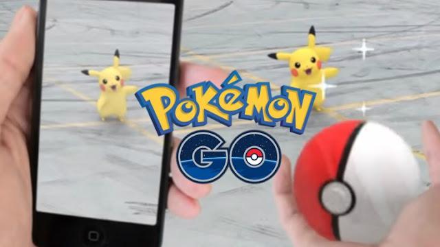 كيف تمسك بيكاتشو في بوكيمون جو؟ | Pokémon Go