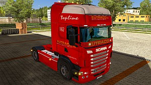 Eutraco Scania RJL skin