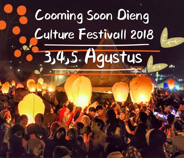 Dieng Culture Festival, Central Java