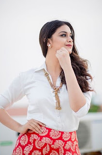 Keerthy Suresh in White Dress with Cute and Lovely Smile 3