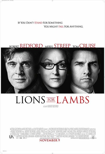 Lions For Lambs 2007 Dual Audio Hindi 300mb Movie Download