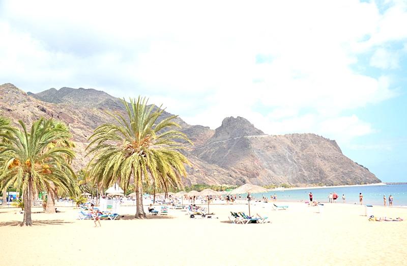 Teneryfa, plaża, wyspy kanaryjskie, los gigantos, zwiedzanie, zakreecona, travel, podróże, wakacje, najlepsza plaża na Teneryfie, polecane plaże, el bollulo, Las Teresitas, San Andreas