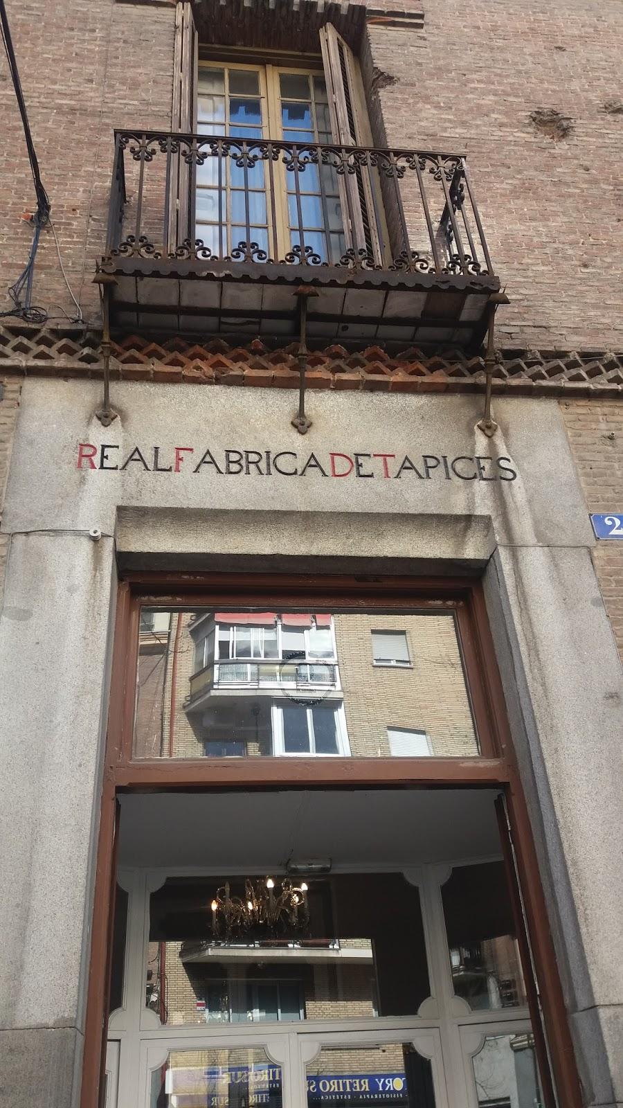 Madrid con encanto - Fabrica puertas madrid ...