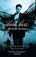 Book Review: Dark Kiss by Michelle Rowen