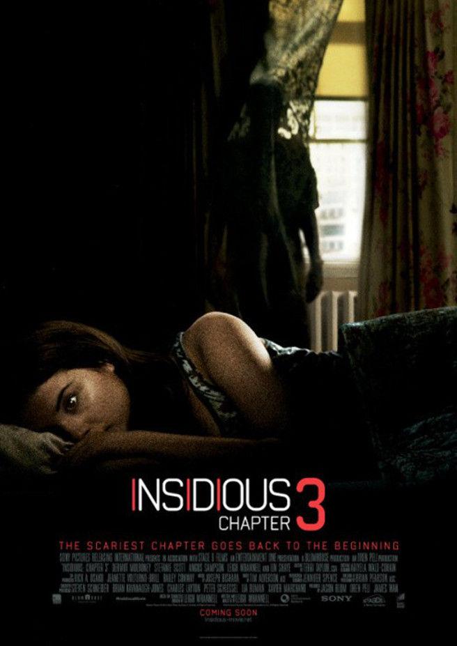 Insidious: Chapter 3 วิญญาณตามติด 3 [HD]
