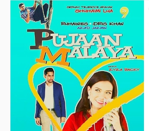 Sinopsis telemovie Pujaan Malaya TV9, pelakon dan gambar telemovie Pujaan Malaya TV9