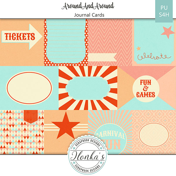 Around And Around & Freebie