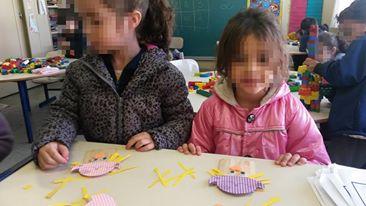 Espantalhos de Palitos de Picolé Atividade Construtiva para Crianças