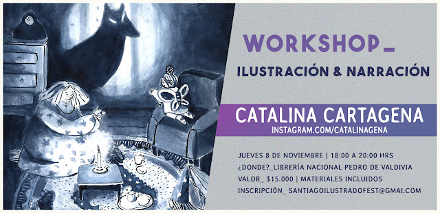 WORKSHOP CATALINA CARTAGENA