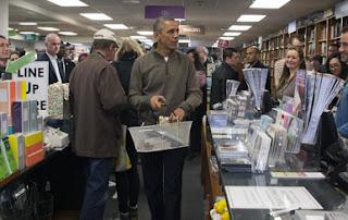 Las lecturas de los presidentes (Barack Obama)