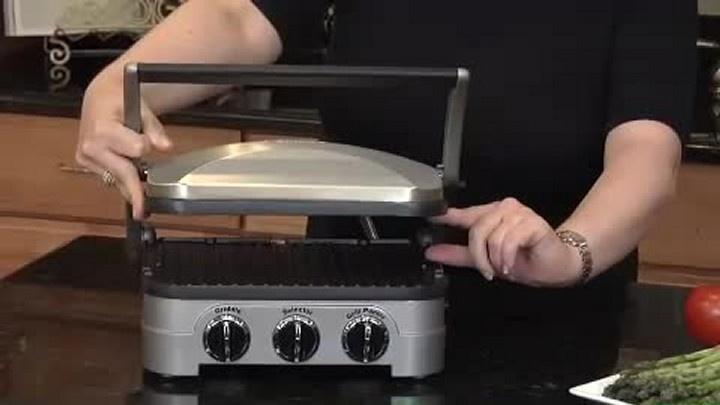 cuisinart+gr4e+tost+makinesi