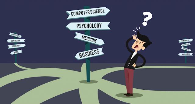 Pilihan Jurusan Kuliah yang Tepat