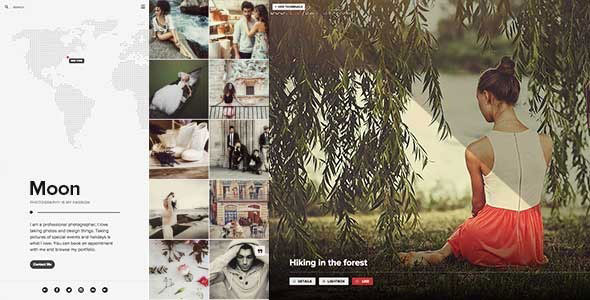 Free Download Photography Portfolio V2.0, Blog & Shop for Creatives WP Theme