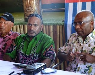 ULMWP apresiasi aksi 1 Desember FRI West Papua
