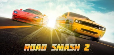 Road Smash 2: Hot Pursuit Apk + Mod Unlock All Unlimited Money Cash/Gold