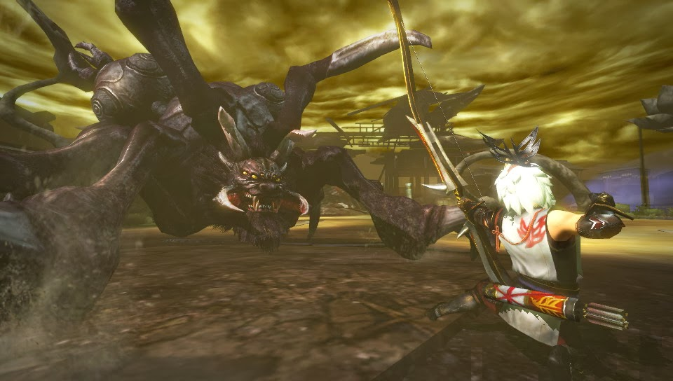 Toukiden hardest Oni fight last boss tips and tricks