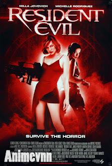 Resident Evil Vùng Đất Quỷ Dữ - Resident Evil 2002 2002 Poster