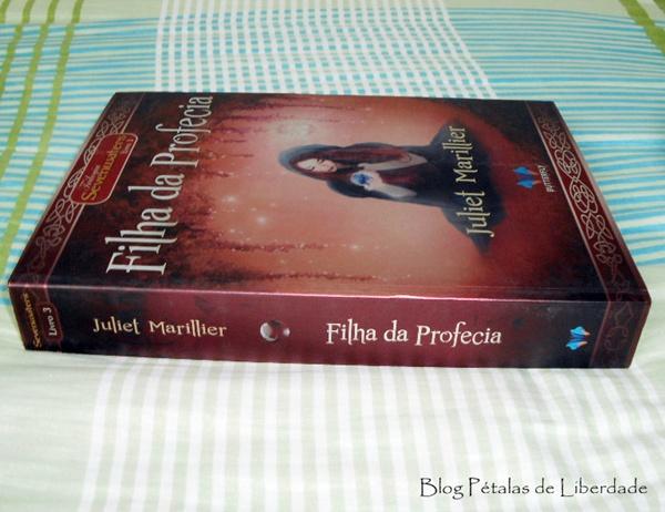 Resenha, blog, livro, Filha da Profecia, Juliet Marillier, Butterfly Editora