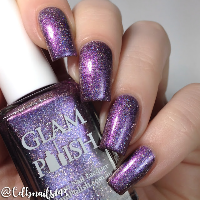 Glam Polish-HAVE MERCY!