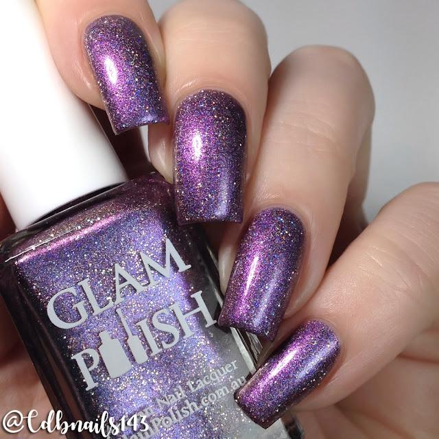 Glam Polish-HAVE MERCY!