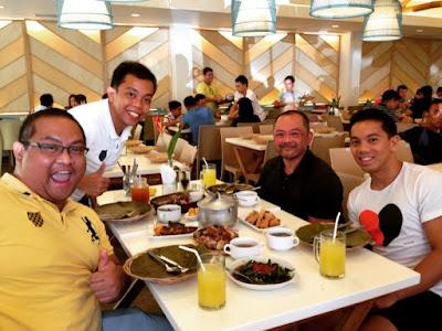Patrick Tubajon, Christopher Panadero , Gudrun Restaurant, Kalami Cebu Food Trip, Nezte Virtudazo, Carlo Andrew Olano, Cebu Food Trip, House of Lechon