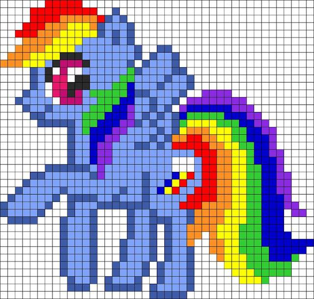 Patrón Little Ponny