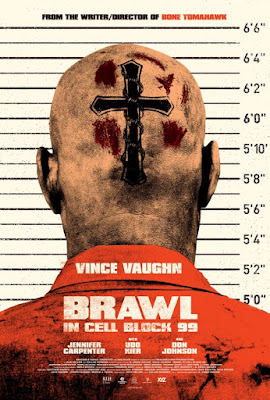 Brawl In Cell Block 99 2017 DVD R1 NTSC Latino