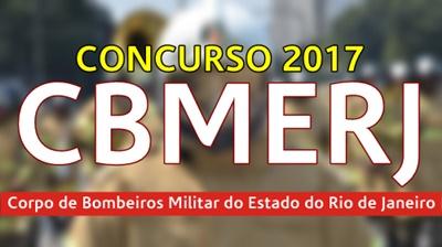 Concurso CBMERJ 2017