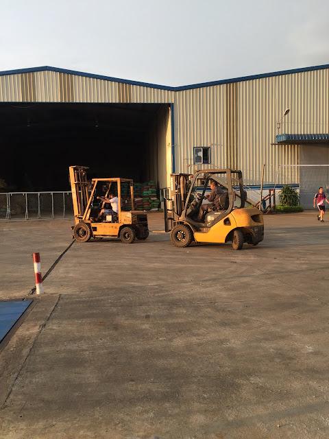 Dịch vụ sửa chữa xe nâng tại Tân Uyên, Bến Cát Bình Dương